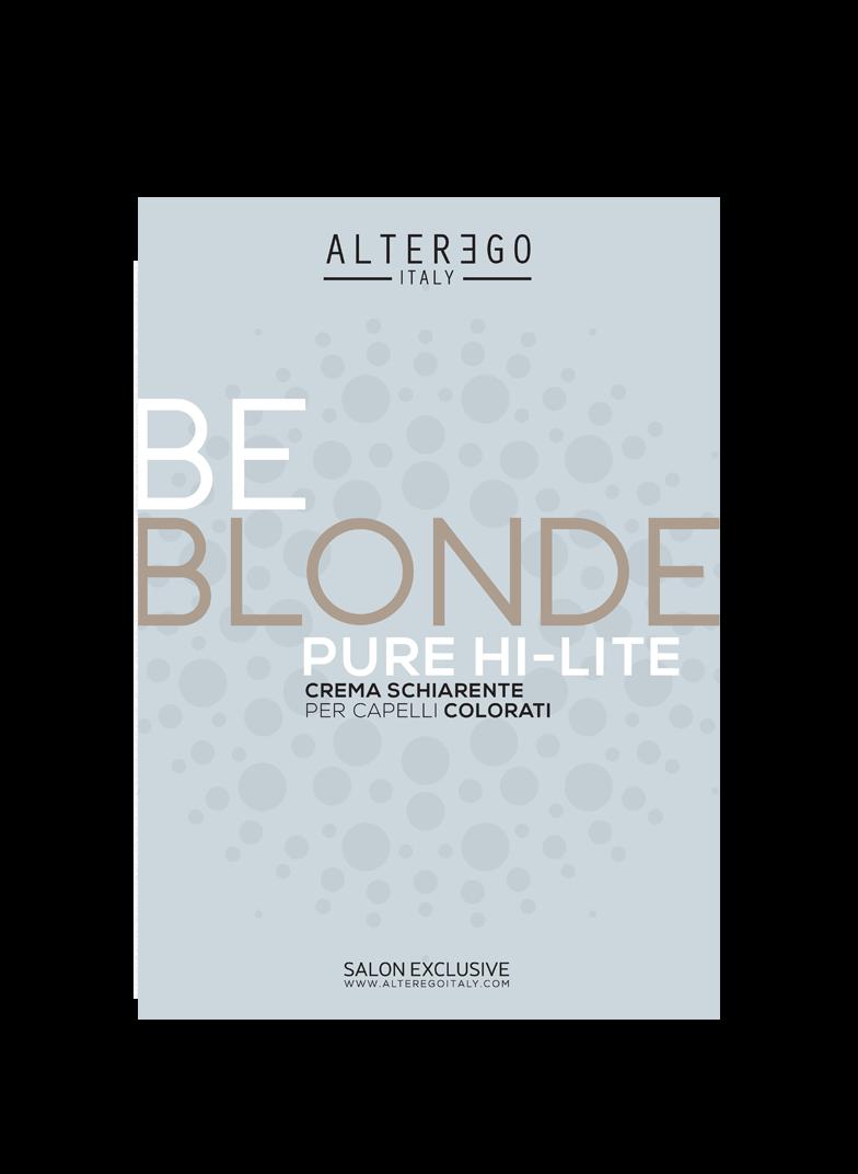 Folder Be Blonde Pure Hi-Lite