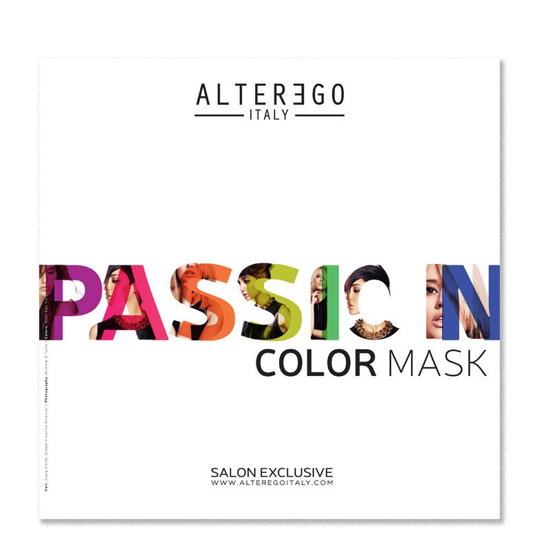 Passion Color Mask Brochure
